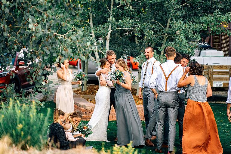 Silverthorne Wedding Photographer - Autumn Cutaia